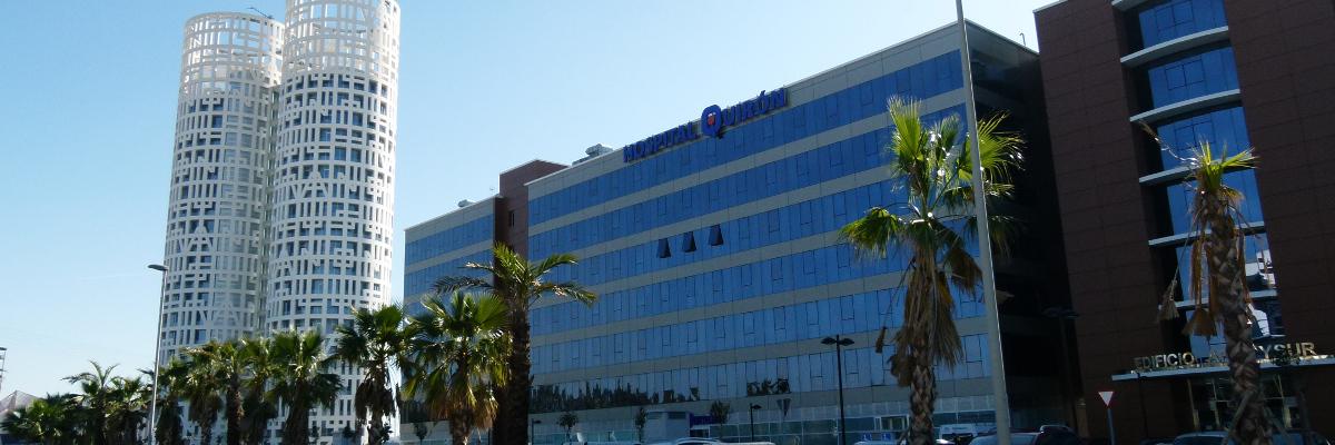 Vascular Quirón Campo de Gibraltar